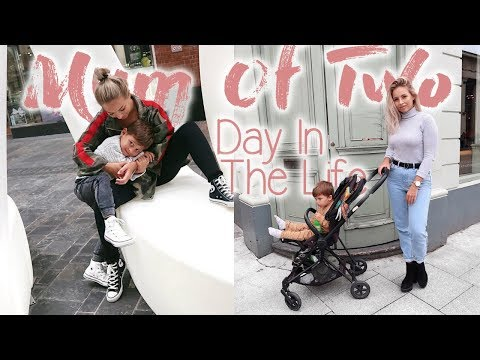 MUM OF TWO DAY IN THE LIFE | Lucy Jessica Carter AD