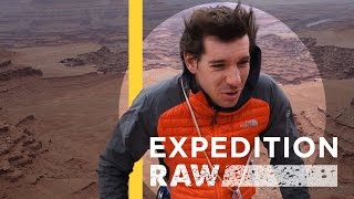 Climbers Get Blasted by Sandstorm 1,000 Feet Up | Expedition Raw