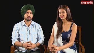 Exclusive interview with diljit dosanjh and sonam bajwa  Punjab 1984