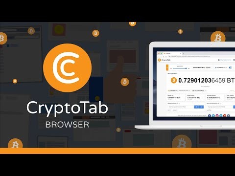 MINE CRYPTO ON BROWSER WITH CRYPTOTAB- GET FREE CSGO SKINS