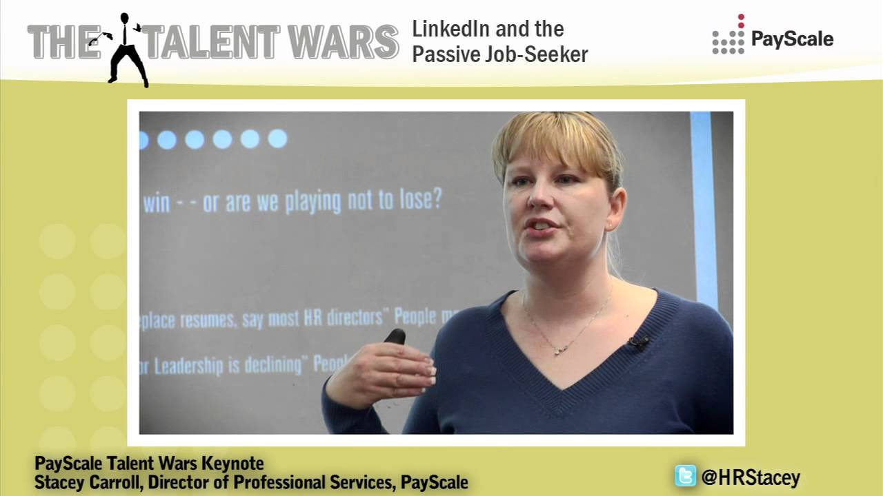 Are You Losing Employees to Your Competitor Down the Road? - The PayScale Talent Wars