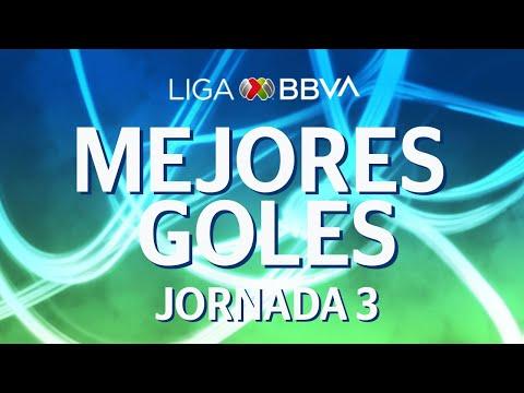 Mejores Goles | Jornada 3 - CL 2020 | Liga BBVA MX