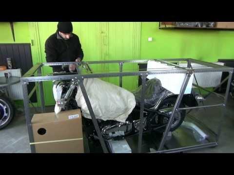 UNBOXING Kawasaki VN 900 2014r Classic [Moto Klinika]