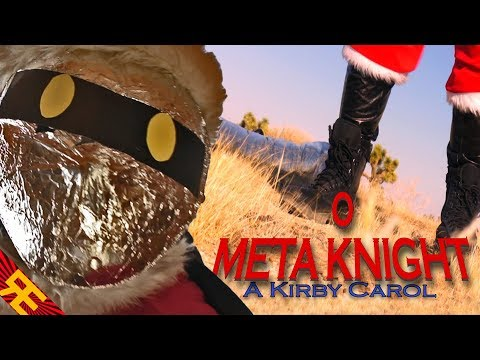 O Meta Knight: A Kirby Christmas Carol (Game Parody Song)