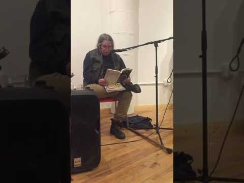 Bernadette Mayer at Berl's Brooklyn Poetry Shop