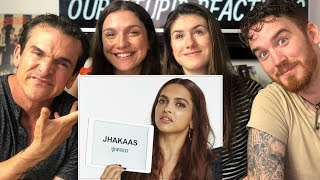 Deepika Padukone Teaches You Hindi Slang | REACTION