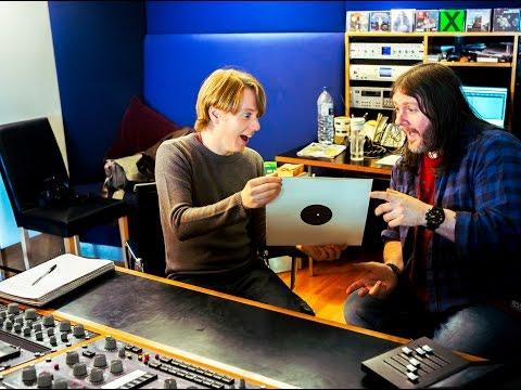 Mastering Vinyl at Metropolis Studios