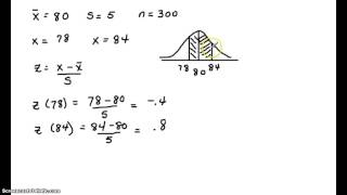 Normal Distribution Problem 4