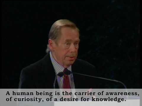 Václav Havel: Facing the Cathedral (Part 1)