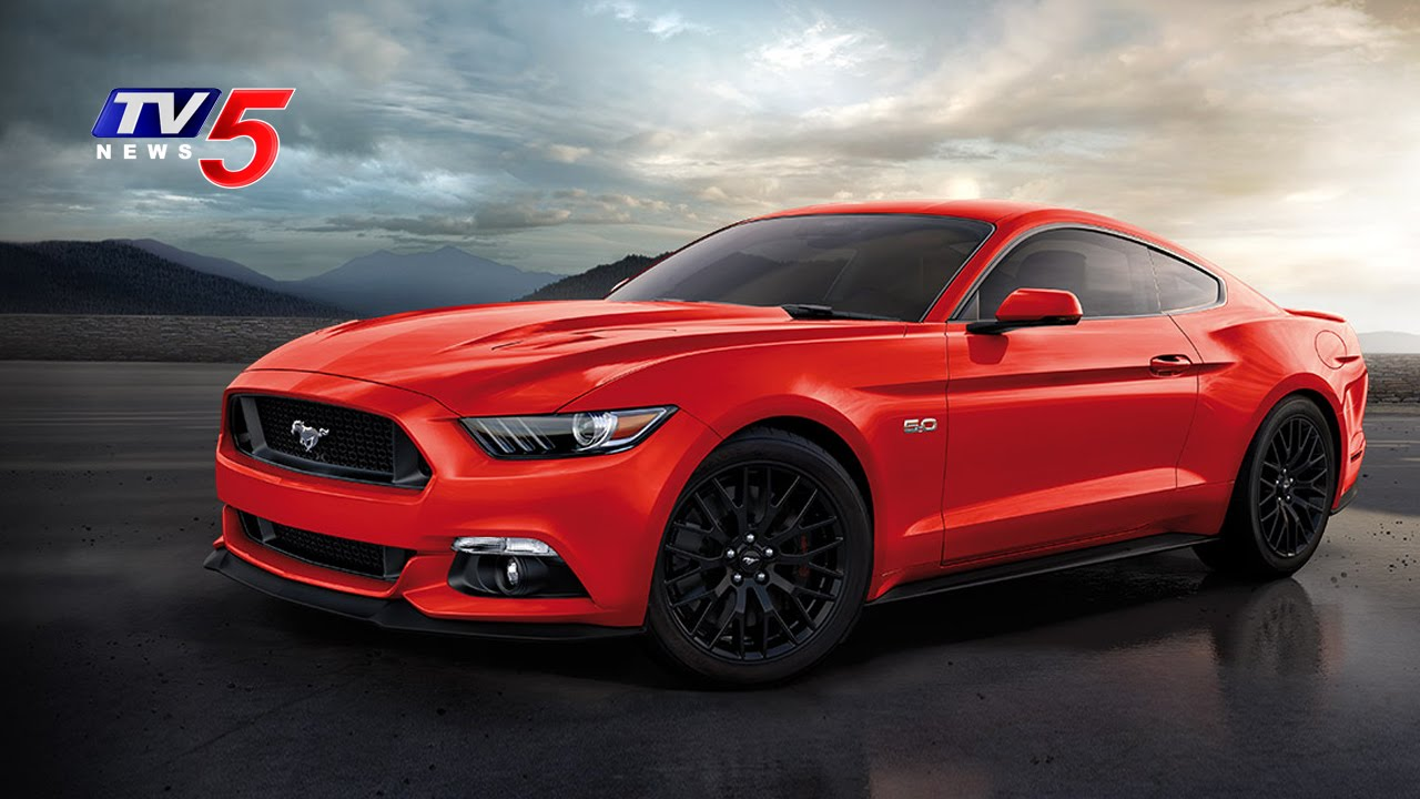 Ford Mustang 2016 Price Specifications Auto Report Tv5 News Youtube