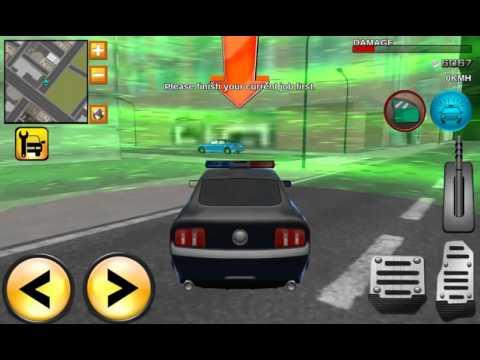 Гонки на полицейской машине. Смотреть полицейские машины для детей. Мультик про полицейских