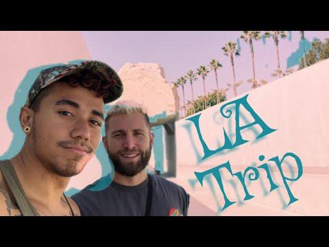 Jax And AYTO S8 Cast In LA