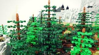 Lego Tree Tutorial