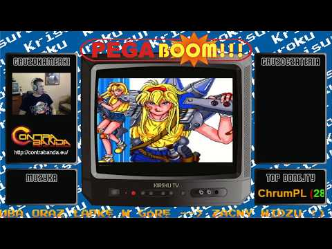 CB#072 PEGABOOM! Stream