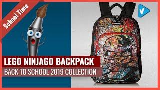 Top 10 Lego Ninjago Backpacks 2019 Happy New School Year