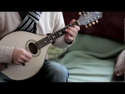Mandolin tunes. The musical priest (Irish reel)