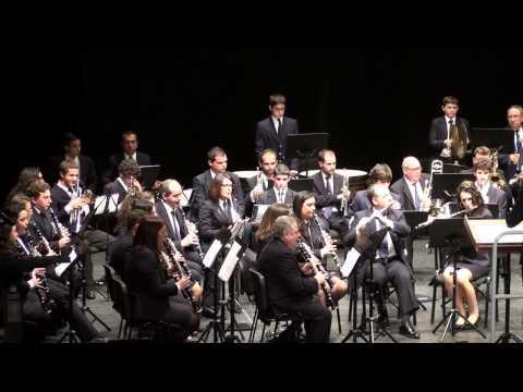 Banda Municipal de Música de Almendralejo. Passio Granatensis (Ángel López Carreño)