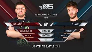 Absolute Battle 5 - UMvC3 - BT Angelic vs Danke