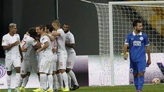 Video Gol Pertandingan Dnipro Dnipropetrovsk vs Inter Milan