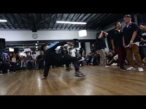 |Concrete All Stars vs Kyd Team| Top 16 - Funk Fest 2017: Force Raw 10yr Anniversary 2017