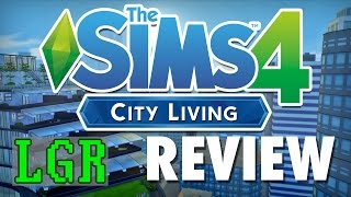 LGR - The Sims 4 City Living Review