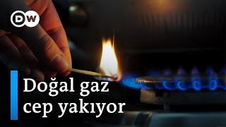 Vatandaşlar kabaran doğal gaz faturasından şikayetçi - DW Türkçe