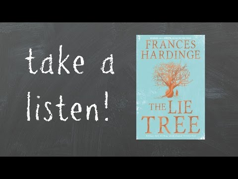COSTA WINNDER, THE LIE TREE | AUDIO EXTRACT | by Frances Hardinge, read by Emilia Fox