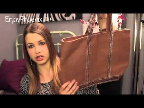 Des Femmes Avec PLUSIEURS sacs Vanessa...