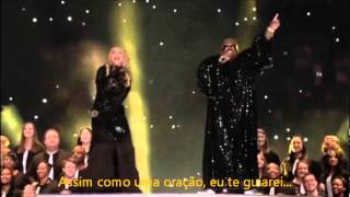 Like a Prayer - Madonna - Super Bowl (legendado PT_BR)