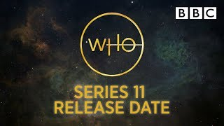 Doctor Who Series 11 Release Date | OFFICIAL - BBC