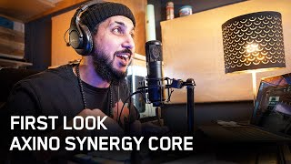Axino Synergy Core - Features and Workflow with Producer Aamir Yaqub