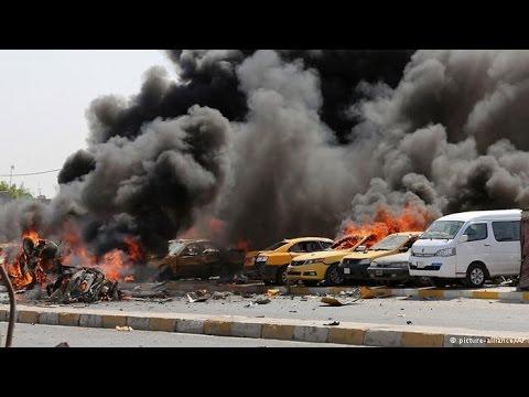 Iraq Baghdad bomb blasts kill more than 30
