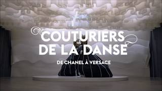 """Découvrez l'exposition """"Couturiers de la danse, de Chanel à Versace"""" jusqu'au 1er novembre 2020"""