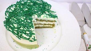 Торт с Чаем Матча / Matcha Cake
