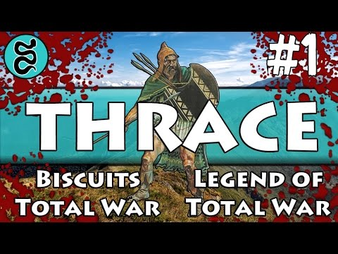 "Rome Total War - Thrace Co-Op Campaign ""Consuls of Thrace"" Part 1"