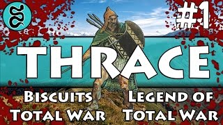 Rome Total War - Thrace Co-Op Campaign &quotConsuls of Thrace&quot Part 1