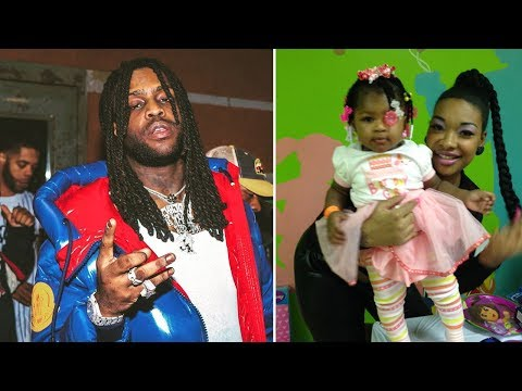 JAIL TIME : Chief Keef's 43 Year Old Babymomma Erica Early, wants Keef in JAIL over CHILD SUPPORT