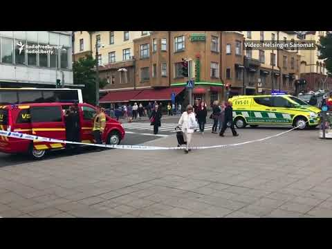 Finnish Police Say Two Killed In Knife Attack