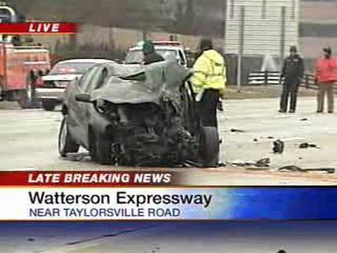 Fatal Accident on Watterson Expressway