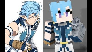 [國際委託] Sword Art Online Sumeragi Skin - SAO ロスト・ソングSkin