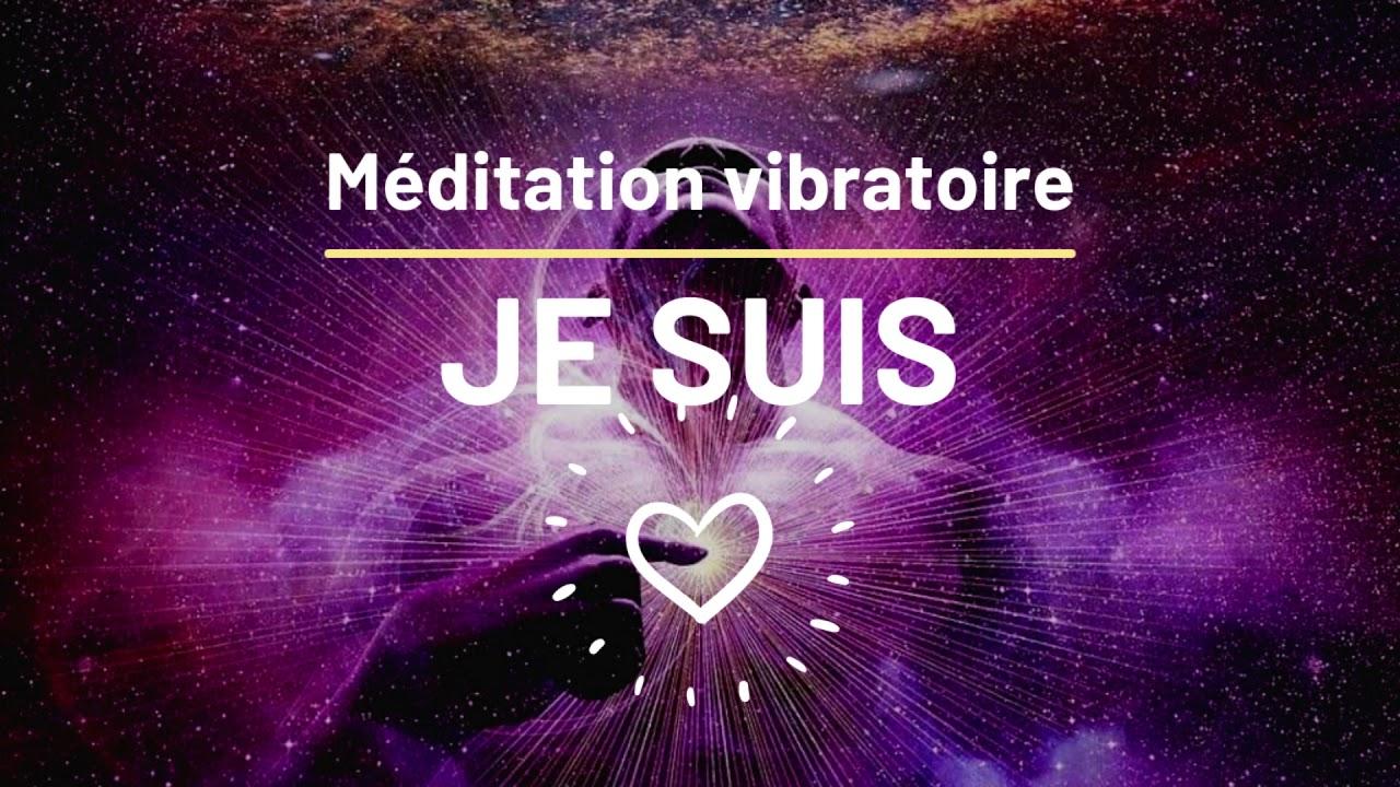 Méditation vibratoire ⋄ JE SUIS ⋄ réaccorde ton cœur à sa fréquence.