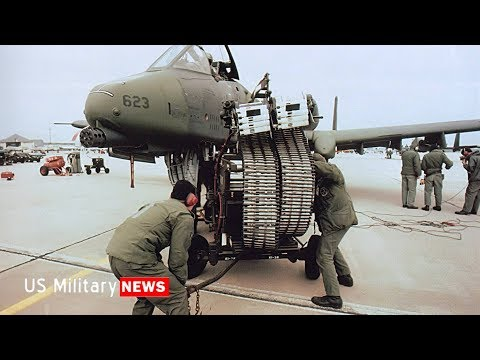 Nothing Can Kill the A-10 Warthog (And We Meaning Nothing)