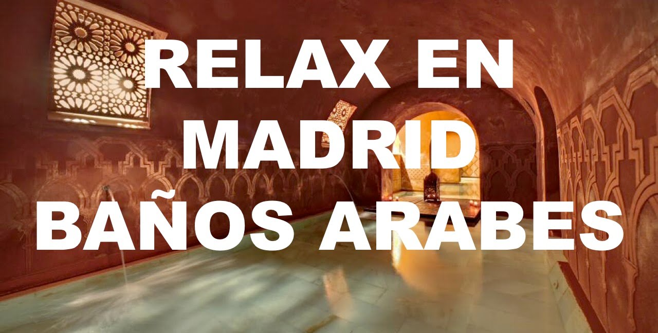 Ba os arabes en madrid hammam al andalus youtube - Banos en madrid ...