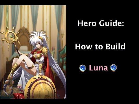 Langrisser Hero Guide: How To Build Luna