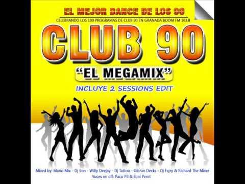 Club 90 (El Megamix) mp3
