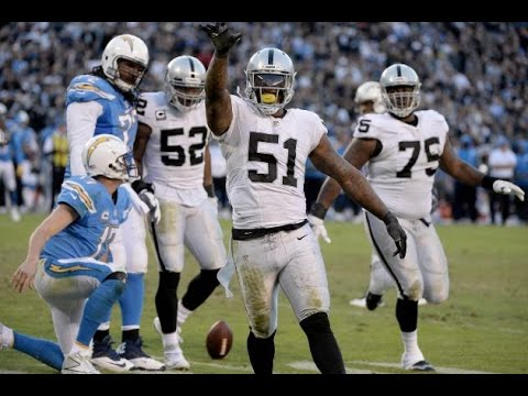 Bruce Irvin vs Chargers (NFL Week 15 - 2016) - 6 Tackles, 2 Sacks + FF! Clutch! | NFL Highlights HD