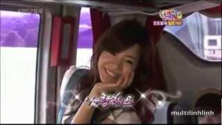 Sunny, Hyuna, IU, Jiyeon, Bora imitating Pikachu