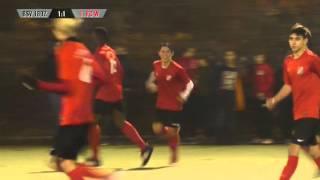 BSV 1892 - 1. FC Wilmersdorf (U17 B-Junioren, Bezirksliga, Staffel 4) - Spielszenen | SPREEKICK.TV