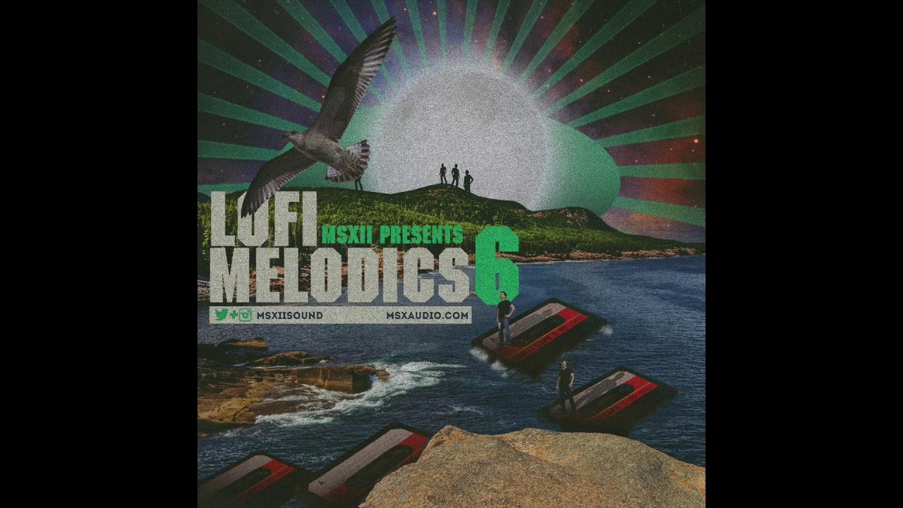 Lofi Hip Hop Samples - LoFi Melodics Vol  6 Sample Pack