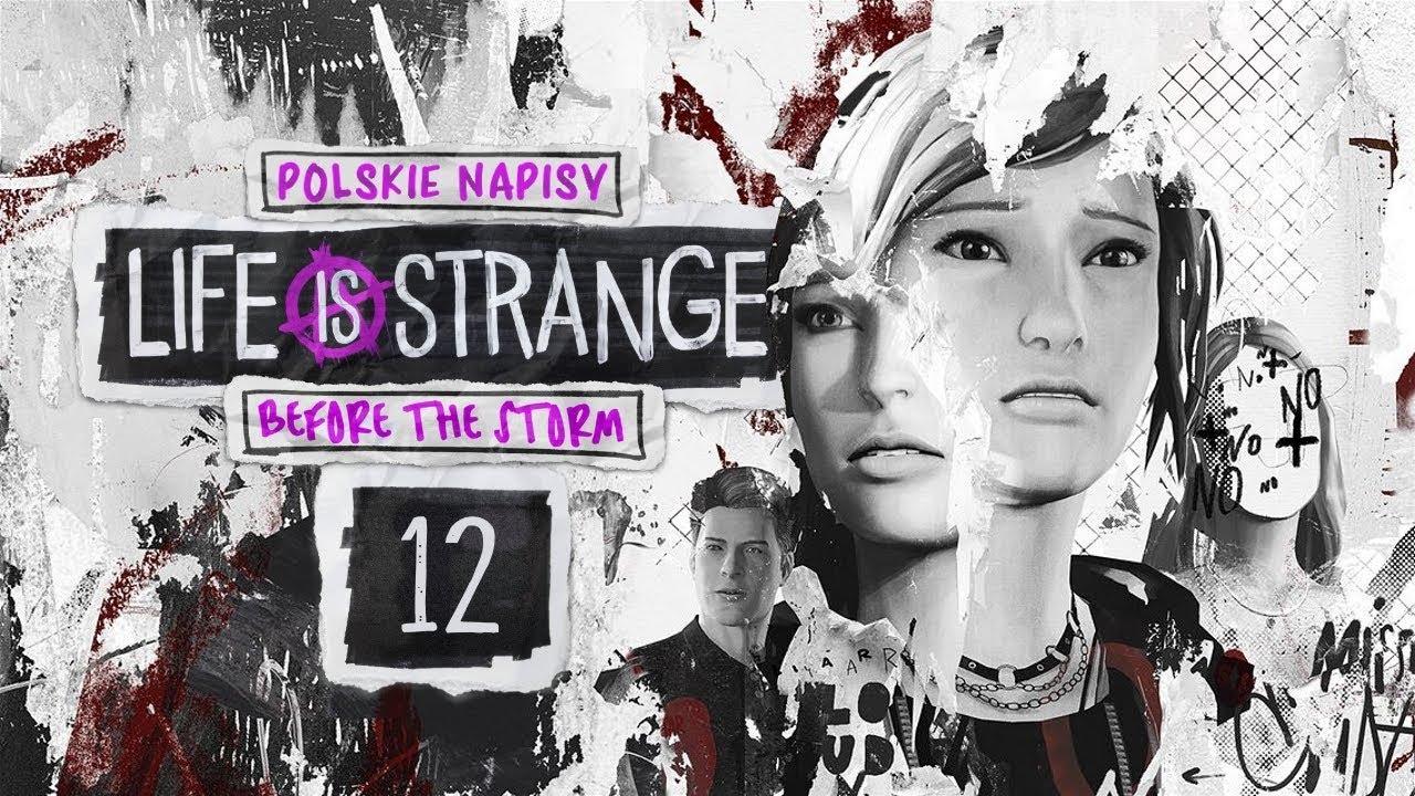 Life is Strange: Before the Storm (PL) #12 – Zakończenie (Epizod 3 / Episode 3 Napisy PL)